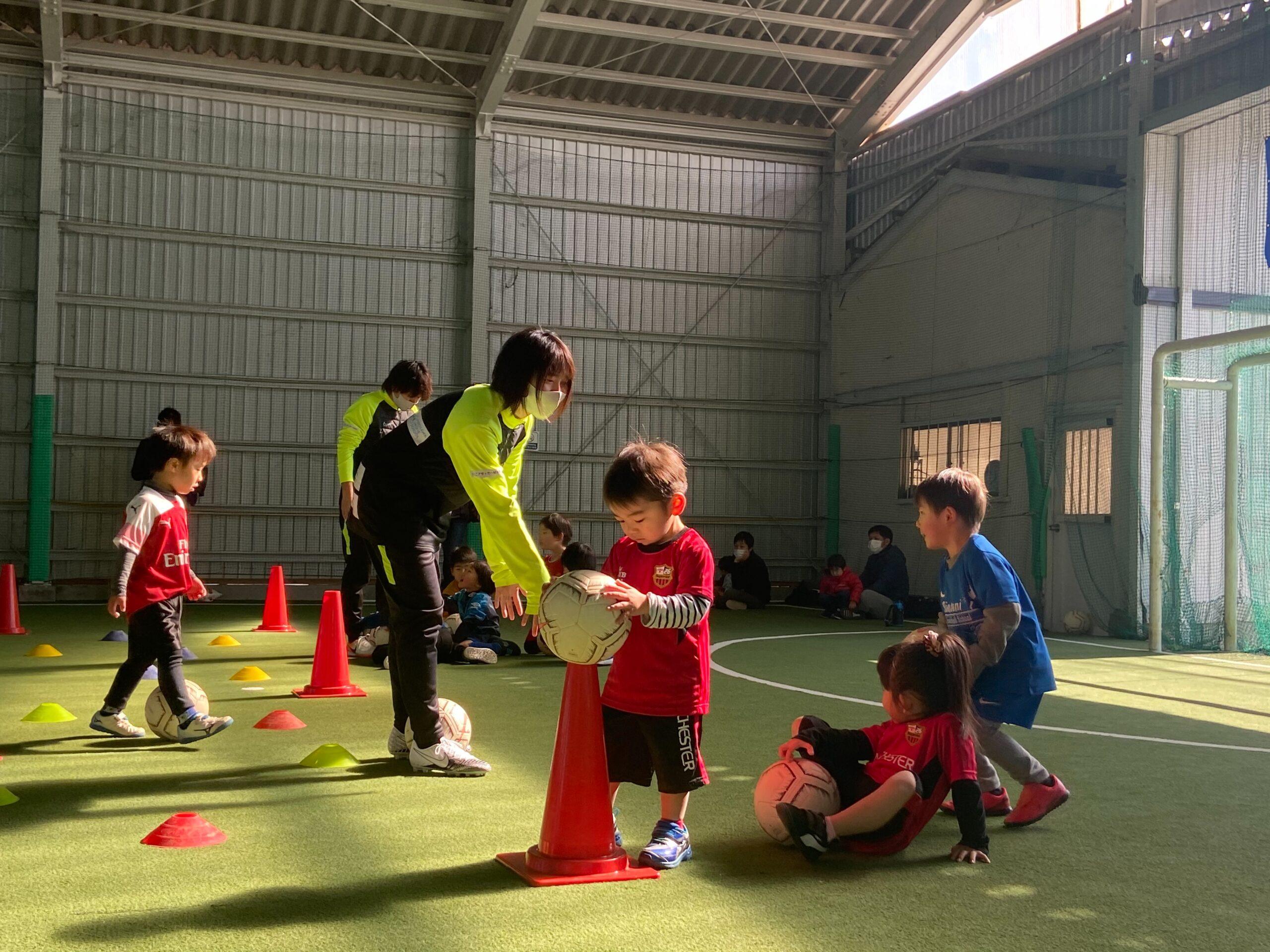 人気の麻由子コーチ
